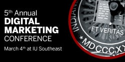 IU Southeast Digital Marketing Conference 2020 4