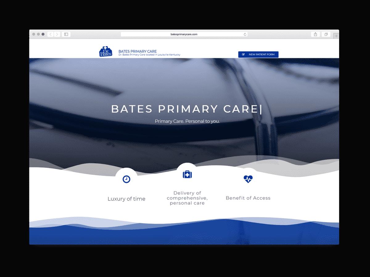 Bates Primary Care 2