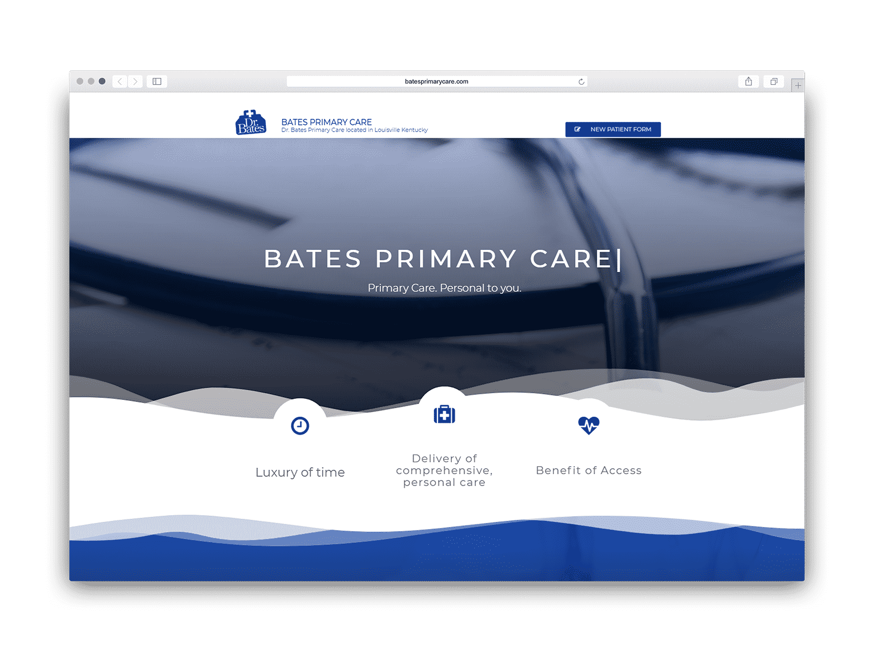 Bates Primary Care 1