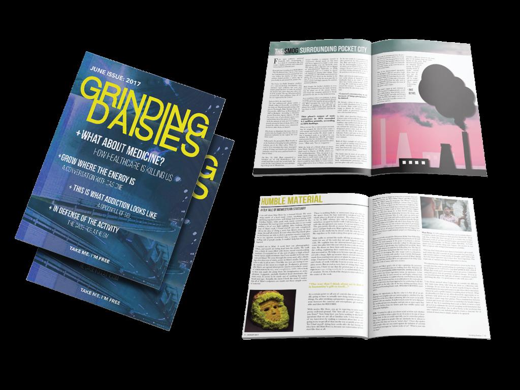 Grinding Daisies 4