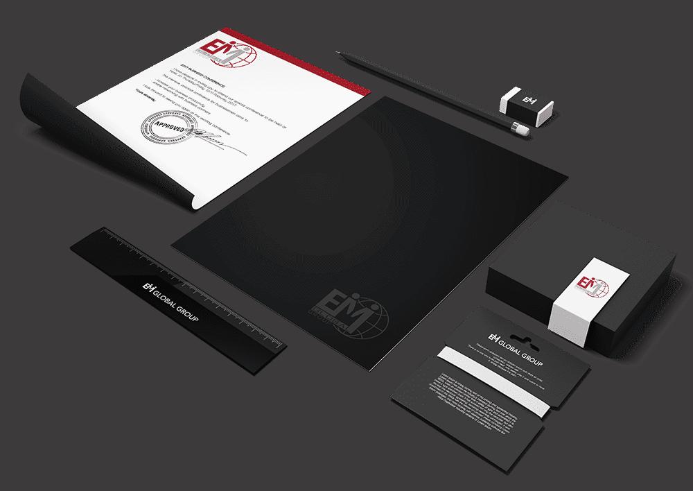 EM Global Group Print Services